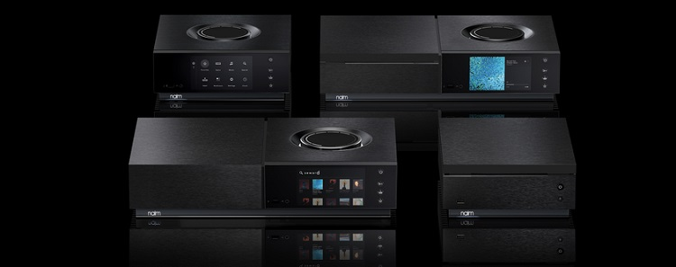 Naim Audio New Uniti